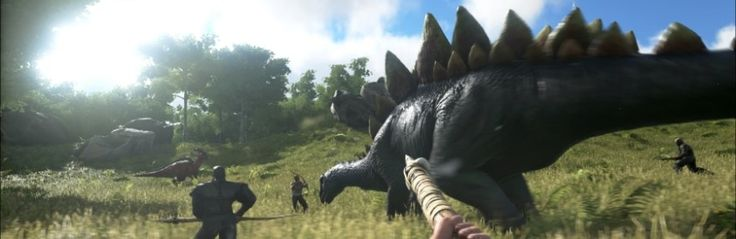 ARK: Survival Evolved strands you on an island of dinosaurs | Massively Overpowered