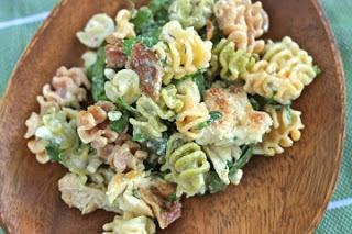 Gorgonzola chicken pasta salad | Recipe | Chicken Pasta, Pasta Salad ...