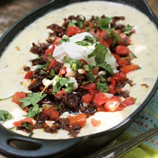 CHORIQUESO DIP - Loaves and Dishes