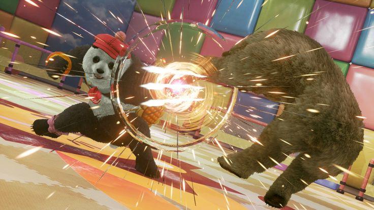 Attendu pour le début de l'année prochaine, Tekken 7 est de retour en ce début de semaine avec deux informations : La première annonce est que Kuma et Panda, les deux plantigrades emblématiques de la saga, seront de retour dans le septième opus de la franchise. Ensuite, Bandai Namco Entertainment Europe a dévoilé un nouveau mode avec le tournoi online qui permettra aux joueurs de créer ou de participer à des tournois pouvant accueillir 8 personnes et leur permettront de gagner du contenu…