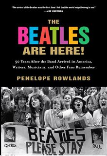 "The Beatles had just blown into town, and, all over New York City, girls like me were ... screaming! People who weren't in New York City 50 years ago can scarcely imagine what it was like. Local disc jockeys had whipped us kids into a frenzy about the band's upcoming arrival. We obsessed over photographs of John, Ringo, George and Paul. We memorized the songs -- ""I Want to Hold Your Hand,"" ""She Loves You,"" and more.  Our parents, expressing their disapproval, only encouraged us all the more."