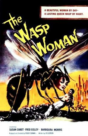 La mujer avispa  (1959). The Wasp Woman