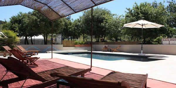 La piscine de détente