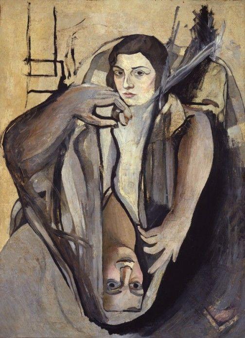 "Salvador Dalí (1904-1989), ""Portrait of My Sister"" - The Dalí Museum ~ St. Petersburg, Florida, USA"