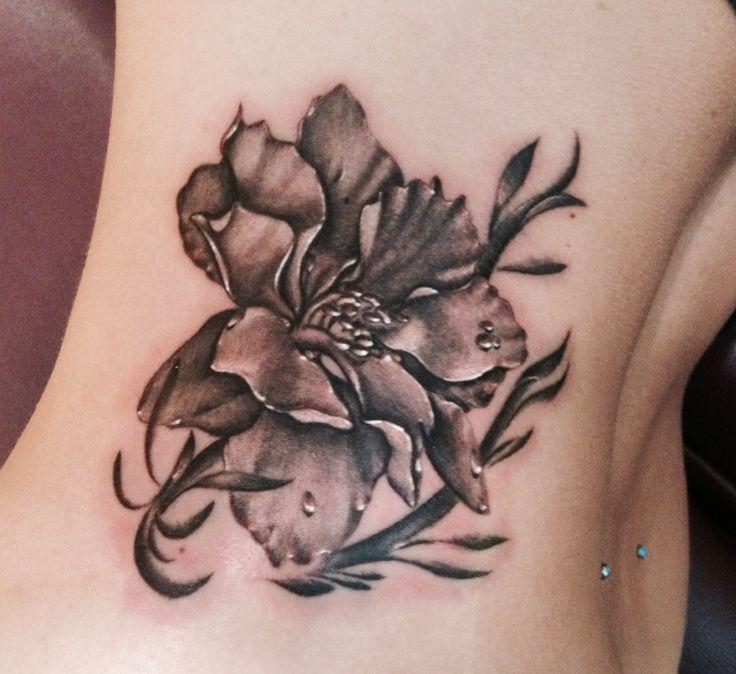 Best 25+ Larkspur Flower Tattoos Ideas On Pinterest