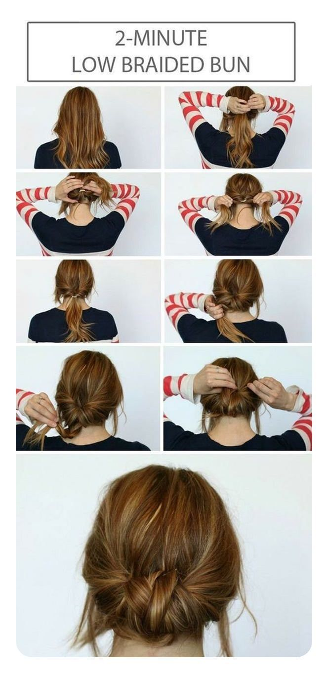 87 Easy Low Bun Hairstyles And Their Step By Step Tutorials Style Easily Summer Hair Buns Hair Styles Hair Bun Tutorial
