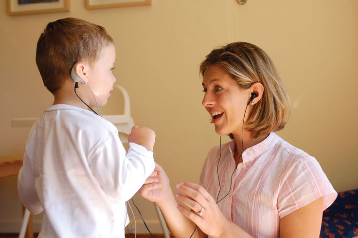 Paying for cochlear implants.