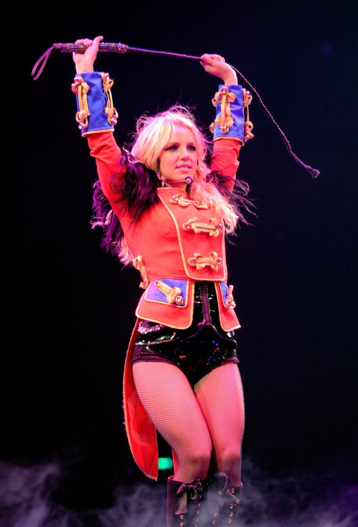 Pin for Later: 13 Ways to Dress as Britney Spears This Halloween Circus Ringmaster Britney