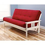 #ad  #7: Somette Beli Mont Antique White Full-Size Futon Set with Suede Mattress Green  Somette Beli Mont Antique White Full-Size Futon Set with Suede Mattress Green     by Somette     Buy new:      $459.99     (Visit the  Hot New Releases in Futons  list for authoritative information on this product's current rank.)  https://www.amazon.com/Somette-Antique-White-Full-Size-Mattress/dp/B073KSYYP7/ref=pd_zg_rss_nr_hg_13753041_7?ie=UTF8&tag=a-zhome-20