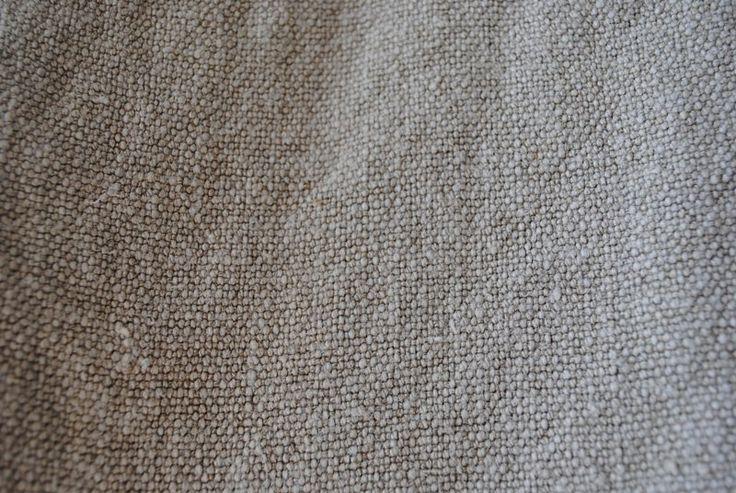 St Tropez Flax 100% linen - 125cm