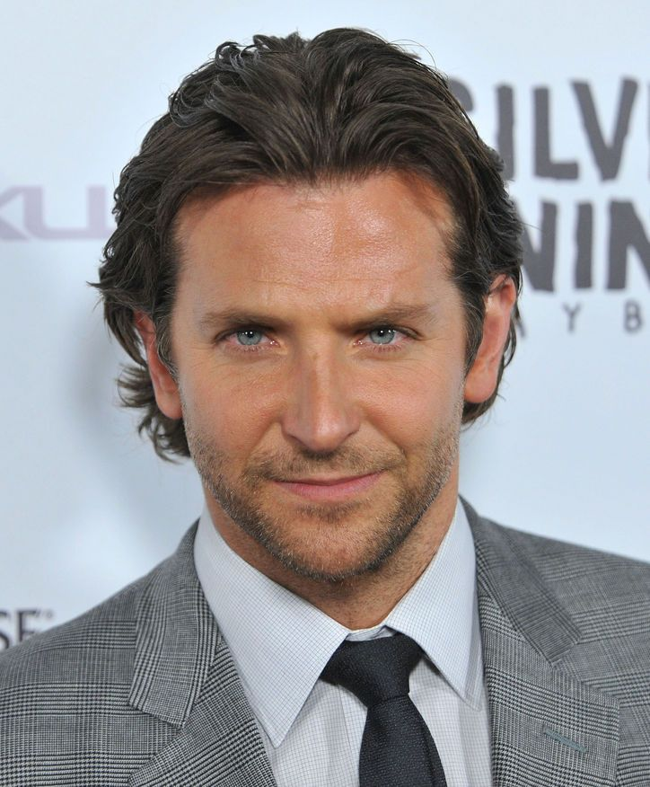Just 7 Gorgeous Pics of Bradley Cooper (No Wonder Taylor Swift Reportedly Hit on Him)