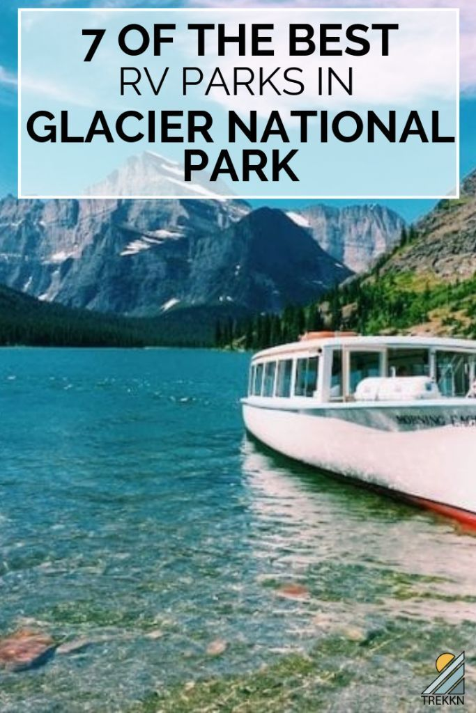 7 Glacier Nationwide Park RV Tenting Spots For A Nice Expertise