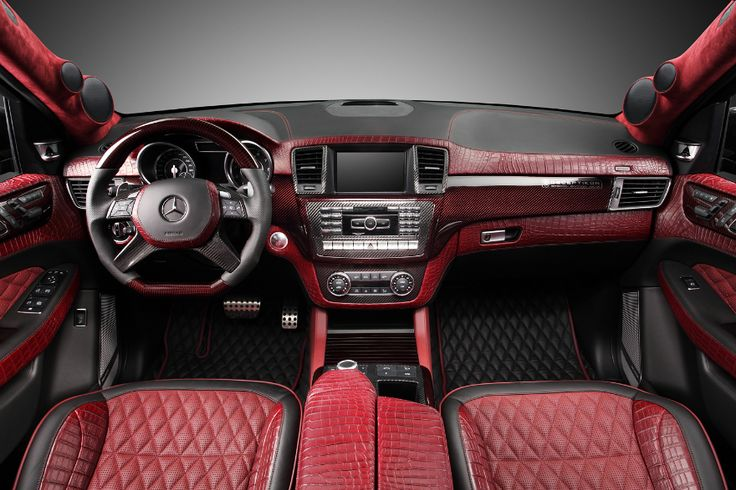 This is a new version of TopCar's Inferno package for the Mercedes-Benz ML63 AMG  and this one is appropriately called the Special Deceptiko...