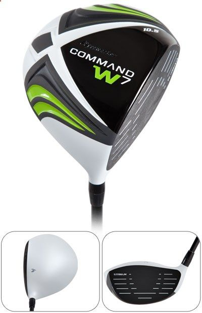 Golf Driver - #Golf #Driver Command W7G Driver On of our BESTSELLING DRIVERS …. #pinemeadowgolf.com