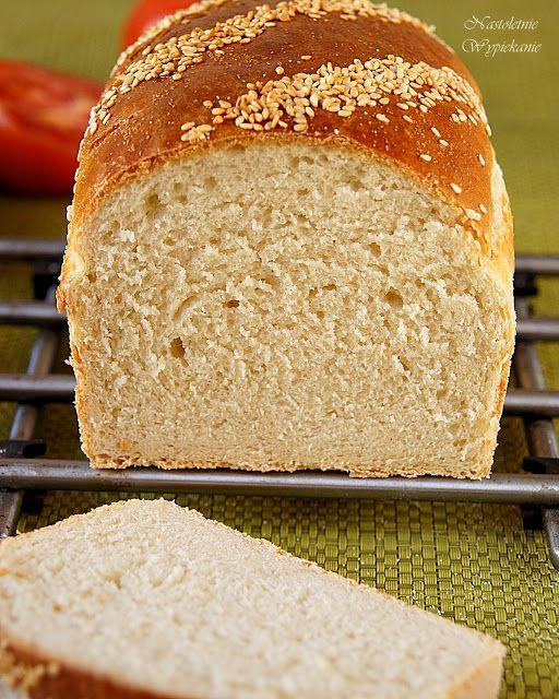 Nastoletnie Wypiekanie: Chleb mleczny z kaszą manną