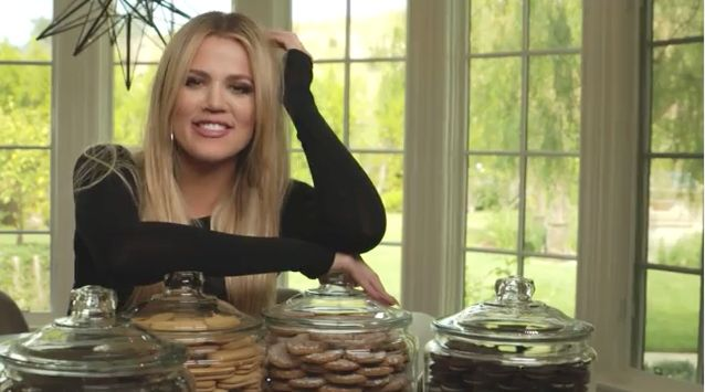 VIDEO: Khloé Kardashian Shows How to Recreate Her 'O.C.D.' Cookie Jars http://greatideas.people.com/2015/09/14/khloe-kardashian-cookie-jar-video-app/