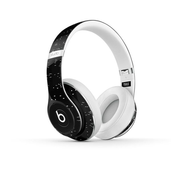 Beats Studio Wireless Headphones (Matte Black)   Beats by Dre (€400) ❤ liked on Polyvore featuring accessories, tech accessories, electronics, tech, beats by dr. dre and beats by dr dre headphones