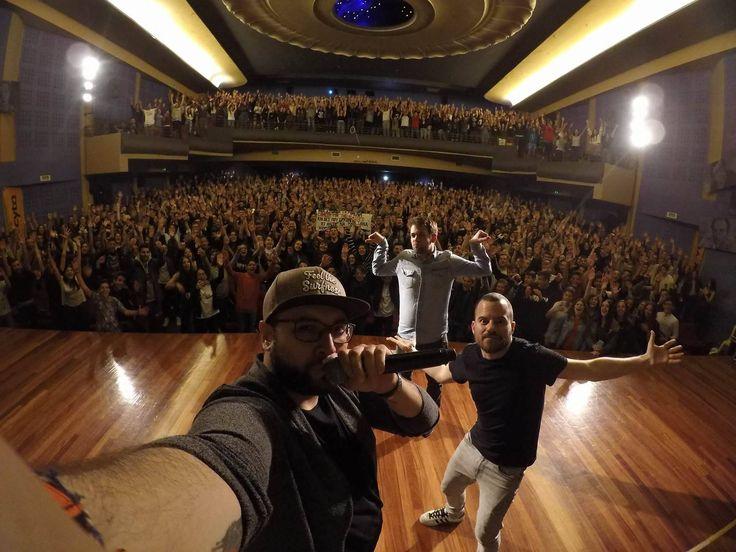 Ένα ευχαριστώ δεν φτάνει για τα χιλιάδες χαμόγελα που γέμισαν την αίθουσα Αστόρια στο Ηράκλειο!!!