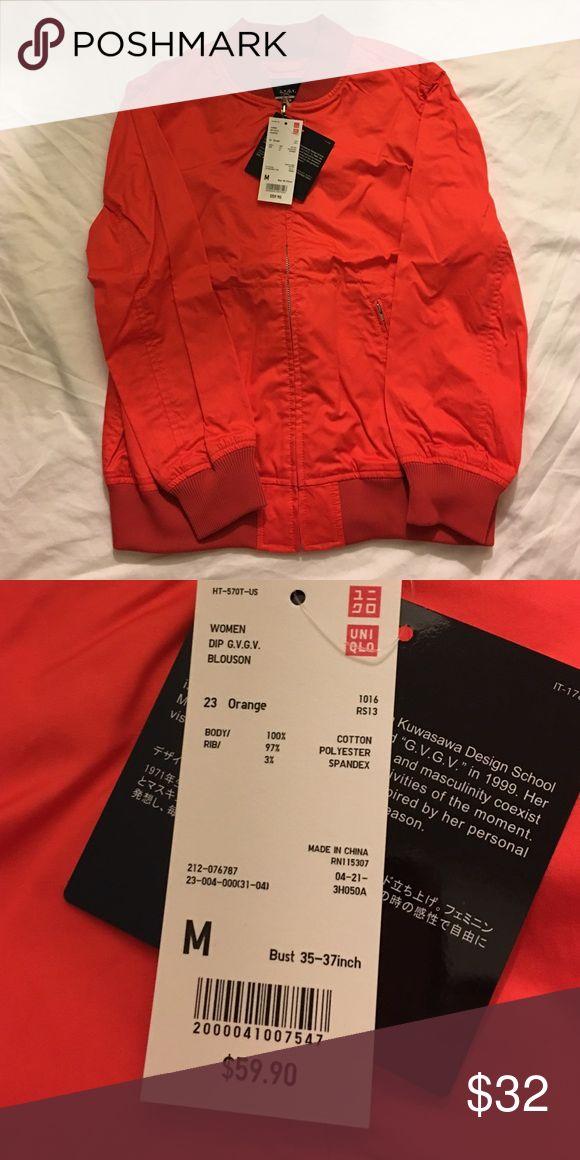 Uniqlo DIP G.V.G.V jacket Brand new with tag. Uniqlo jacket. Size medium. Uniqlo Jackets & Coats