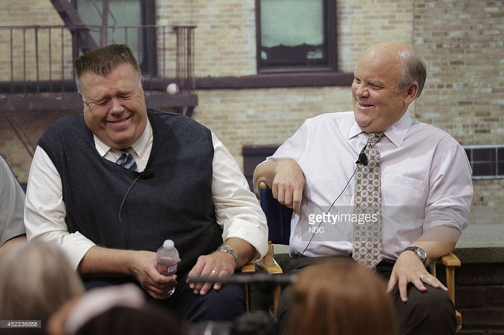 These two together? Oh, just Comedy Gold!  Joel McKinnon Miller, Dirk Blocker --Brooklyn 9-9