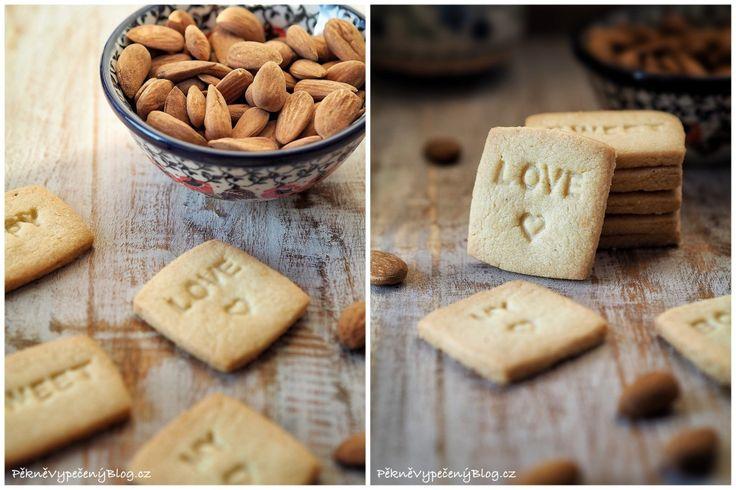 Mandlové sušenky (almont biscuits)