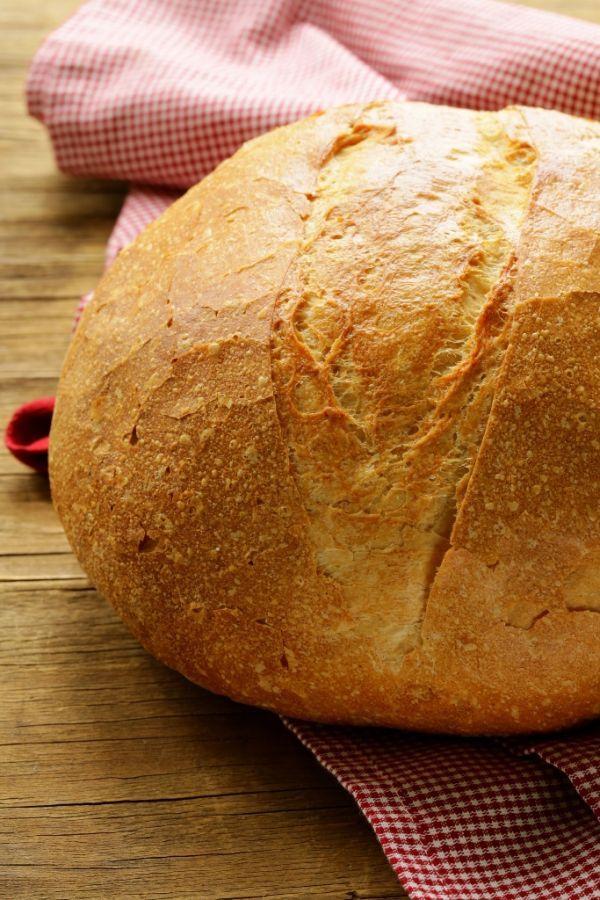 Domáci chlieb - Recept pre každého kuchára, množstvo receptov pre pečenie a varenie. Recepty pre chutný život. Slovenské jedlá a medzinárodná kuchyňa