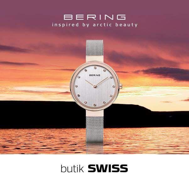 Elegancka prostota duńskiego wzornictwa inspirowana czystym i chłodnym pięknem Arktyki. Klasyczne, minimalistyczne formy dla poszukujących ponadczasowego piękna. Szafirowe szkło odporne na zarysowania. 3 lata gwarancji. Spotkajmy się w butiku SWISS.
