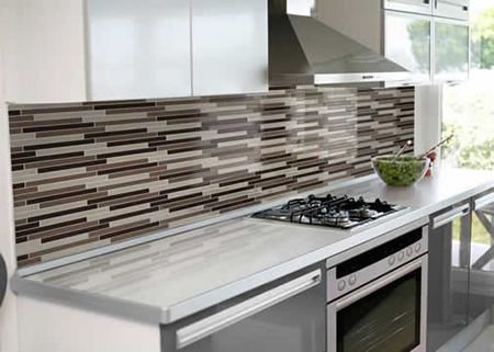 Top 25 ideas about splashbacks on pinterest kitchen for Splashback tiles kitchen ideas