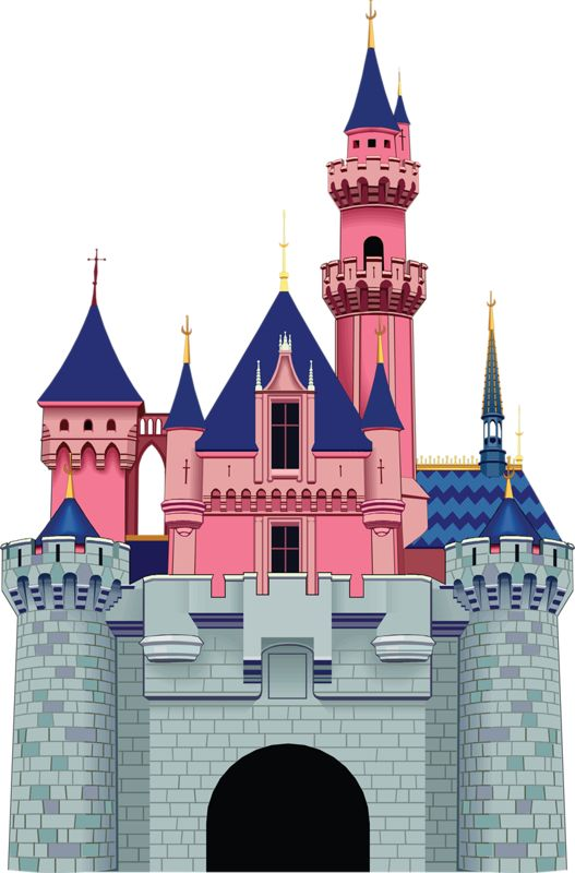 Dream magical castles cartoon vector 03 free download