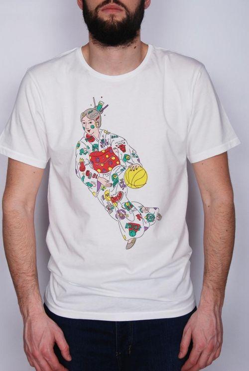 Insight - Chris Hopkins men's t-shirt dusted