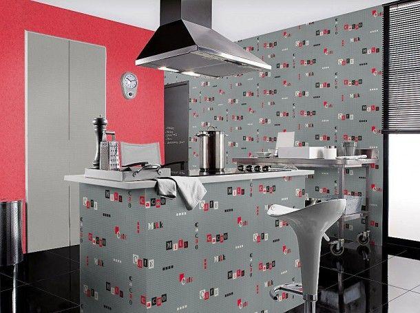 77 best Küche Küchentapeten Küchenläufer images on Pinterest - tapeten rasch k che