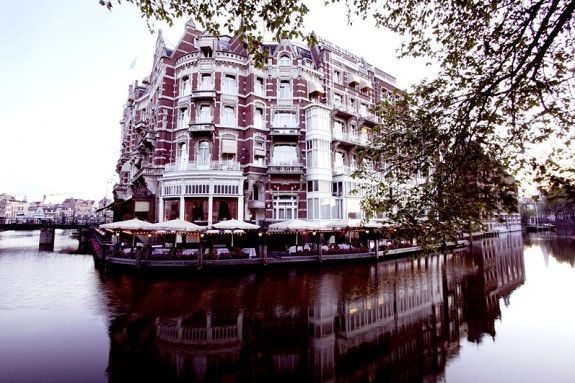 D l' Europe - Amsterdam, The Netherlands