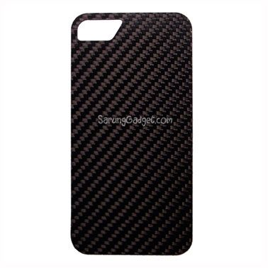 Back Sticker Carbon for iPhone 5 harga normal IDR 50.000  harga promo i like monday IDR 30.000 stock sangat terbatas