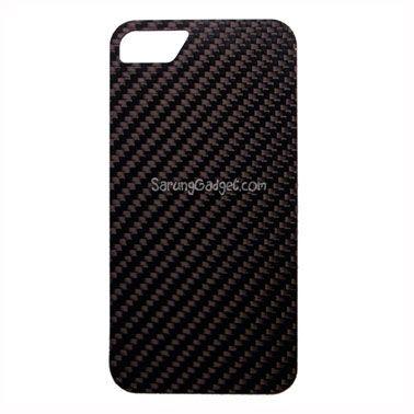 Back Sticker Carbon for iPhone 5 harga normal IDR 50.000  harga promo i like monday IDR 30.000 stock sangat terbatas