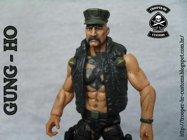 Gi Joe Custom Gung-Ho
