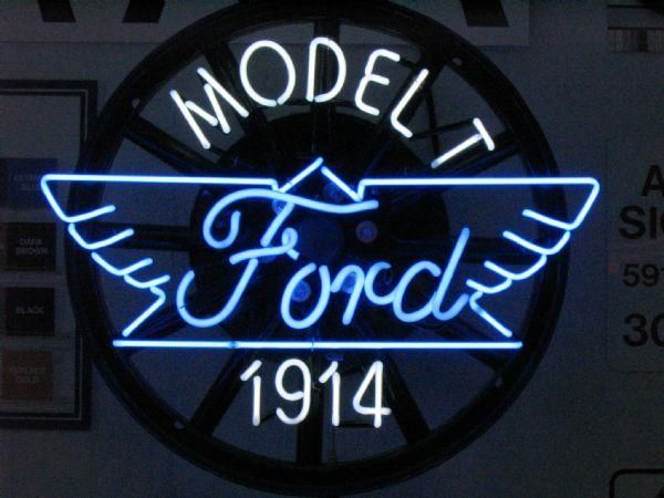 Another custom neon sign for the man cave! | Neon signs