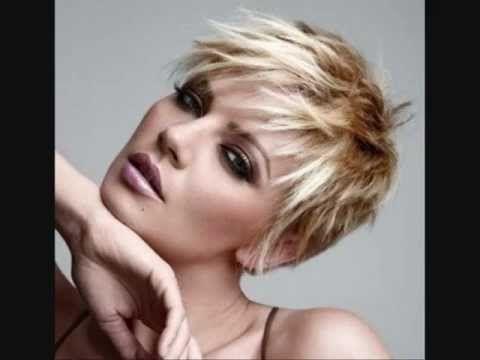 peinados y cortes de pelo modernos de moda para el verano pelo corto media melena - Pelos Cortos Modernos