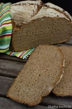 Roggenschrot Brot aus dem Topf - Katha-kocht!