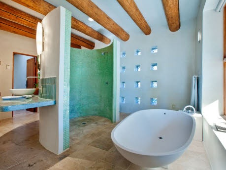 71 best Little Adobe House images on Pinterest | Bathroom ... Adobe Home Bath Designs on bungalow home designs, floor home designs, carriage house home designs, structural insulated panel home designs, log home designs, mansion home designs, cement home designs, northwest contemporary home designs, territorial home designs, poured concrete home designs, wood home designs, bing home designs, post & beam home designs, clerestory home designs, french normandy home designs, masonry home designs, superadobe home designs, disney home designs, stone home designs, creative home designs,