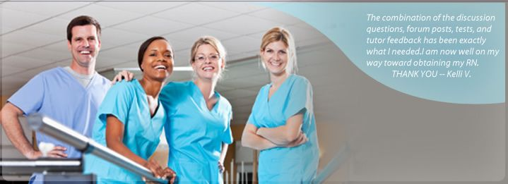 Are you looking for accredited online classes for BSN Programs and LPN to RN Programs? Achieve Test Prep offers you unique classes in this class the student are introduced to the nursing process and care plan writing.