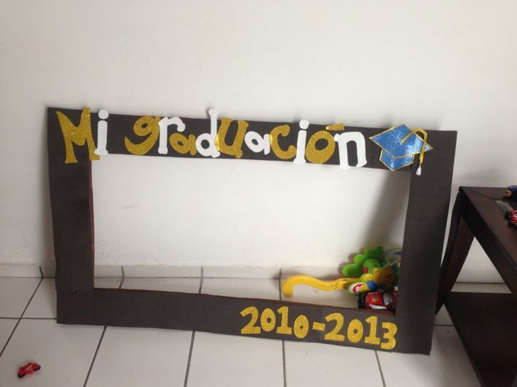 10 best DECORACION DE GRADUACIONES images on Pinterest | Graduation ...