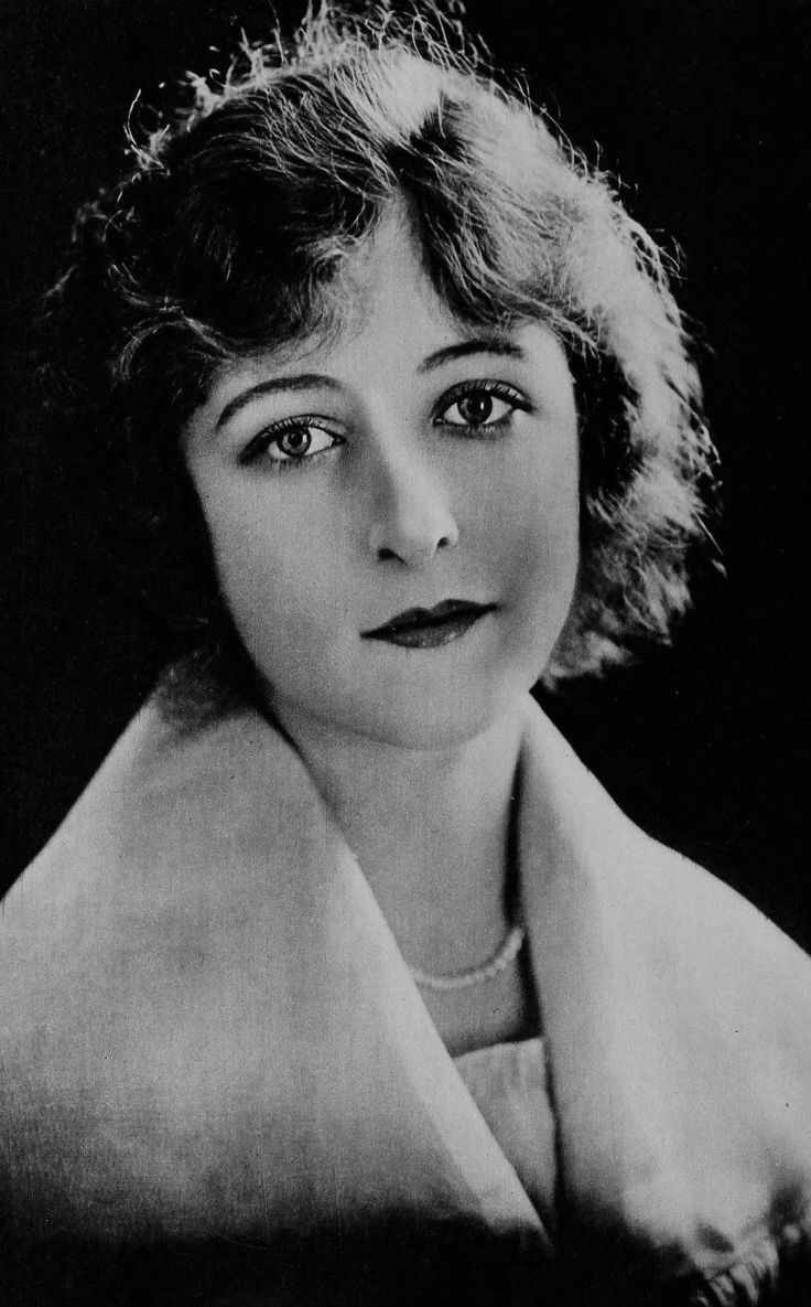 Mildred Harris by Nelson Evans c. 1918