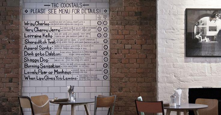 The Book Club in #london - @BuzziSpace #100design