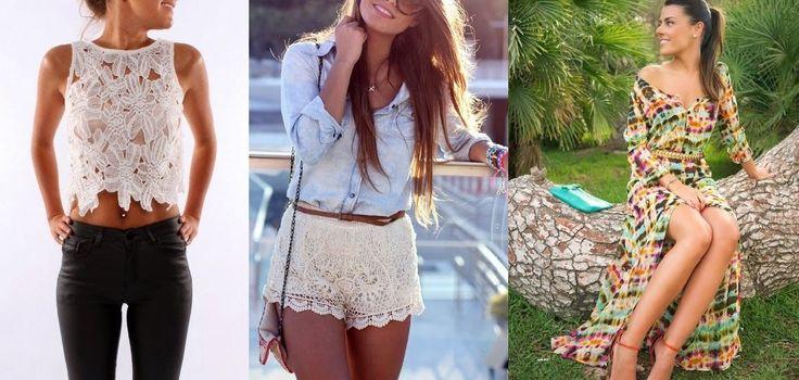 Nuevas tendencias en ropa de moda para adolescentes