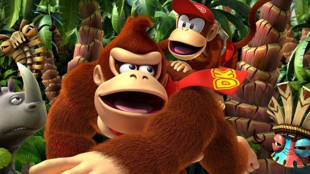 Donkey Kong Country Returns llega al eShop del Wii U
