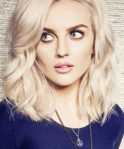 Perrie Edwards, People don't like that I'm engaged at such a young age.