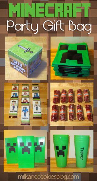 123 besten Minecraft Geburtstag Bilder auf Pinterest | Geburtstage ...