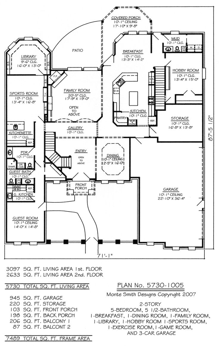 236 best farm house images on pinterest farm house house floor 5 bedroom to estate house plan no
