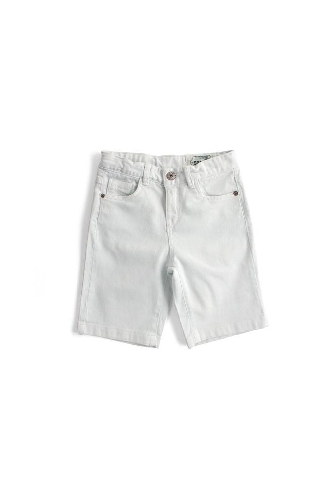 short SP1NE 3130715 bianco
