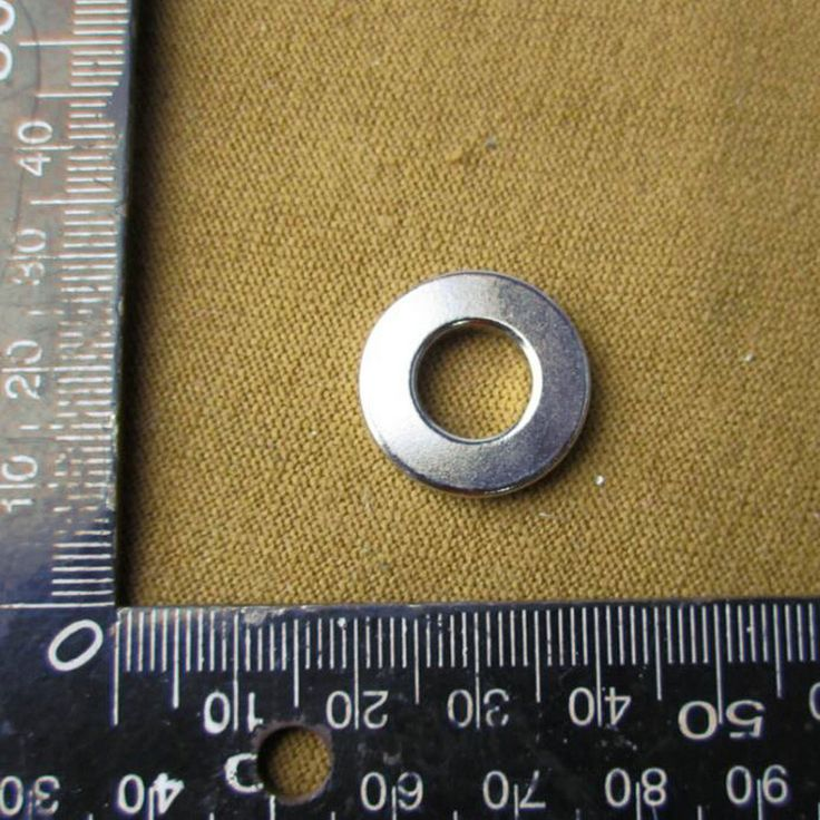 Wholesale 5pcs Round Countersunk Ring 20mmx3mm Hole